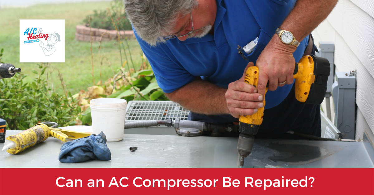 Can an AC Compressor Be Repaired